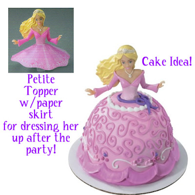 Barbie Doll Cake Topper Girl Games Wallpaper Coloring Pages Cartoon Cake Princess Logo 2013