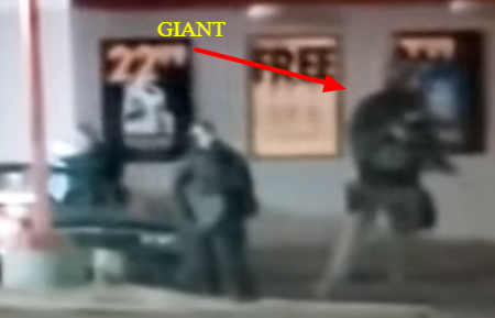 A Giant Nephilim Soldier In Our Military (THE VIDEO)