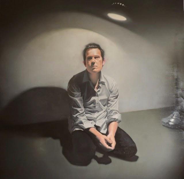 Художник-портретист. Thierry Carrier