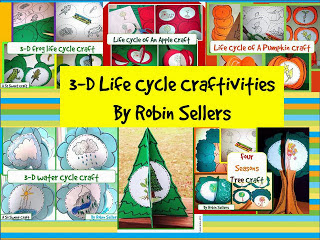 http://www.teacherspayteachers.com/Product/3-D-Science-Life-Cycle-Craftivities-Bundle-1004004