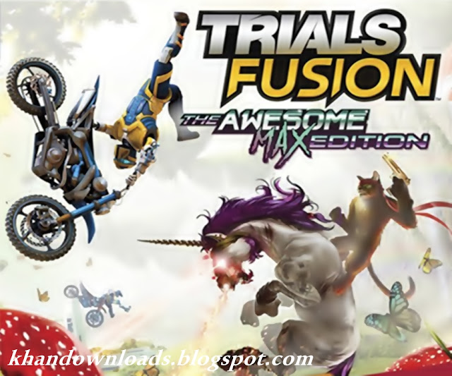 Trials Fusion Awesome Max Edition Game