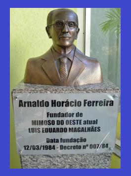 ARNALDO HORÁCIO