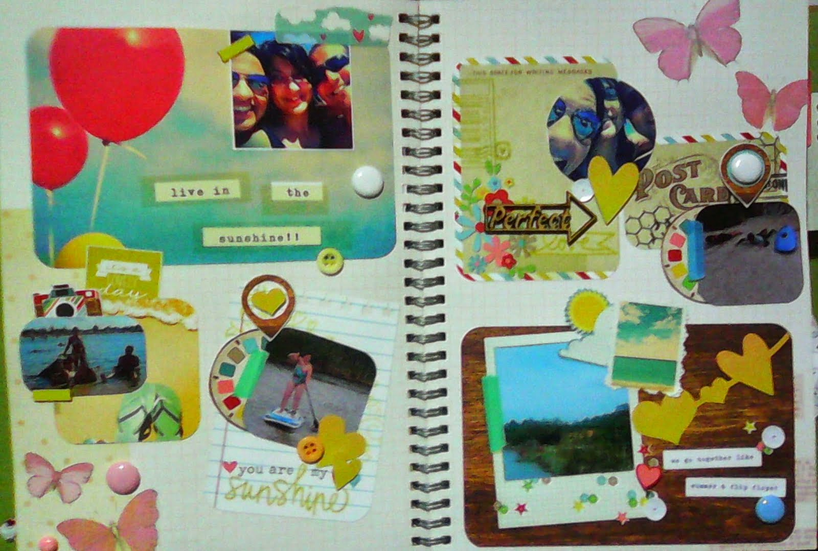 Publicação Scrapbooking