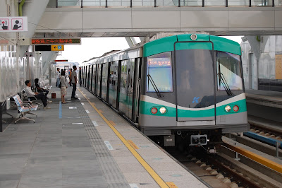 MRT china