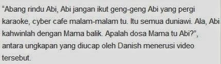ANAK SULUNG ABBY ABADI RAYU FARHAN KEMBALI JADI BAPANYA
