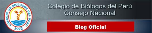 Colegio de Biólogos del Perú - Consejo Nacional