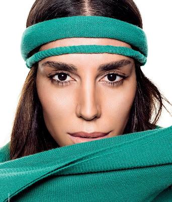 A modelo transexual Lea T. em campanha da Benetton (Foto: G. Rustichelli/Efe)