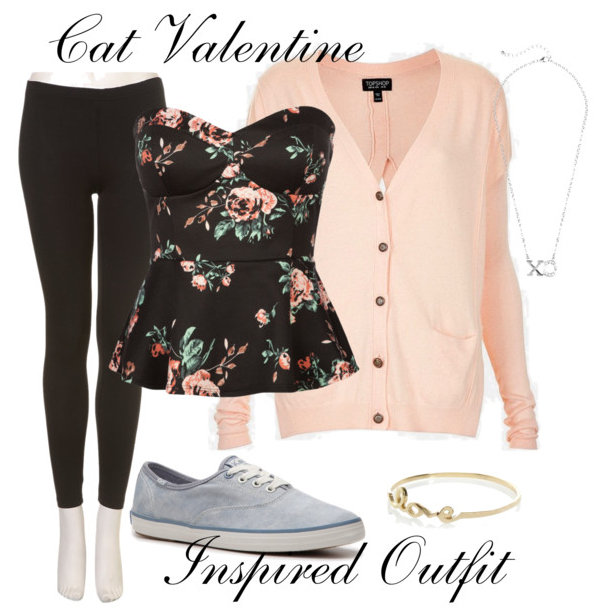 The gallery for --> Cat Valentine Sam And Cat Outfits