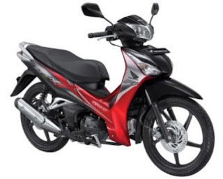 Harga Motor Honda Baru Bulan Ini