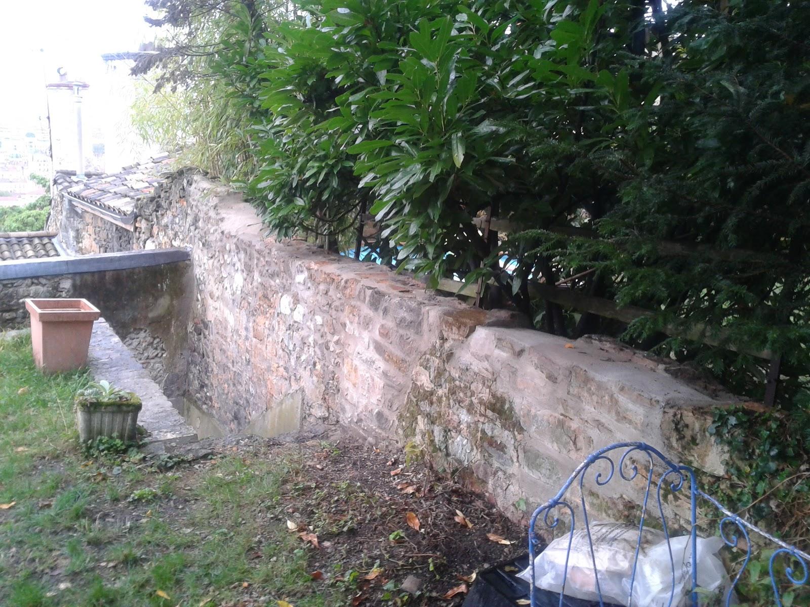 r novation d 39 un mur ext rieur en pierre nos travaux lyon refaire un mur exterieur