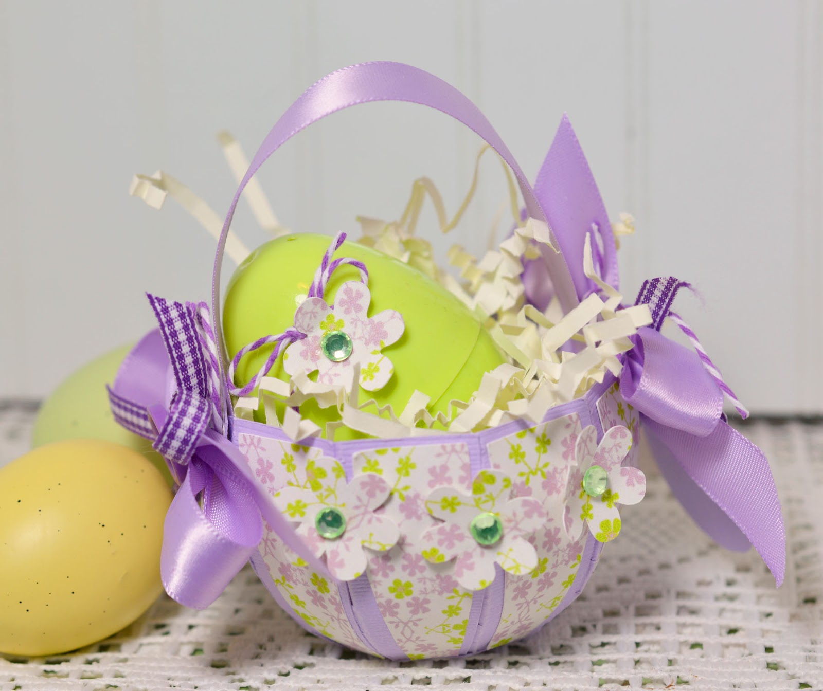 Lori Hairston Sweet Easter Basket For Mtme