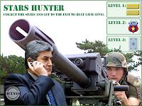 Gabriel Oprea Stars Hunter funny photo