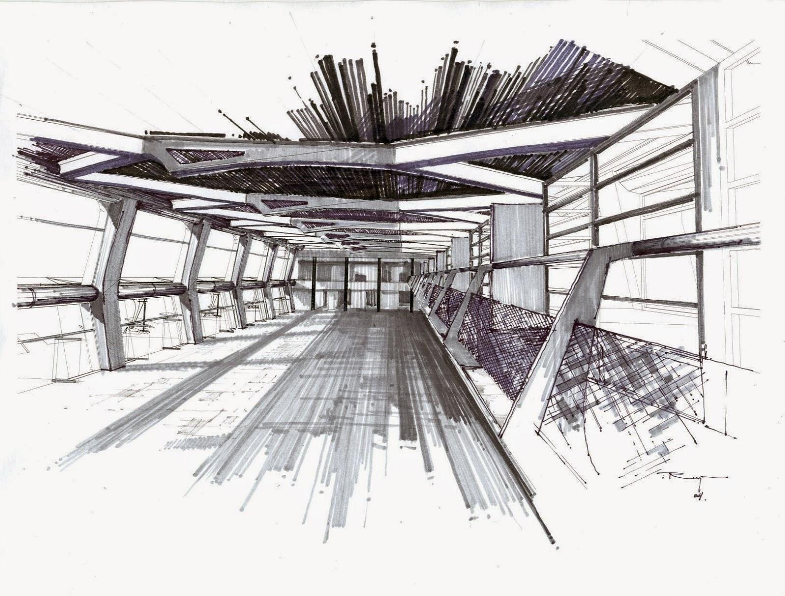 Trazos b sicos composici n bidimensional for Que es diseno en arquitectura