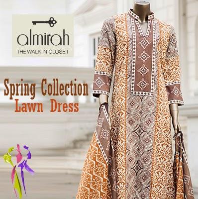 Almirah Summer Spring Lawn Dresses