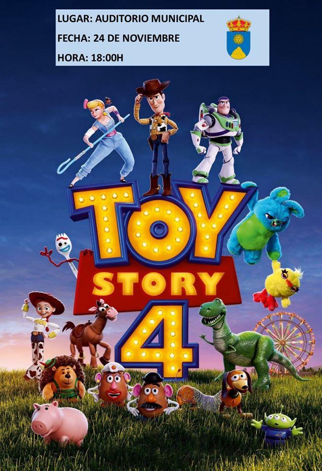 """Cine - """"Toy Story 4"""""""