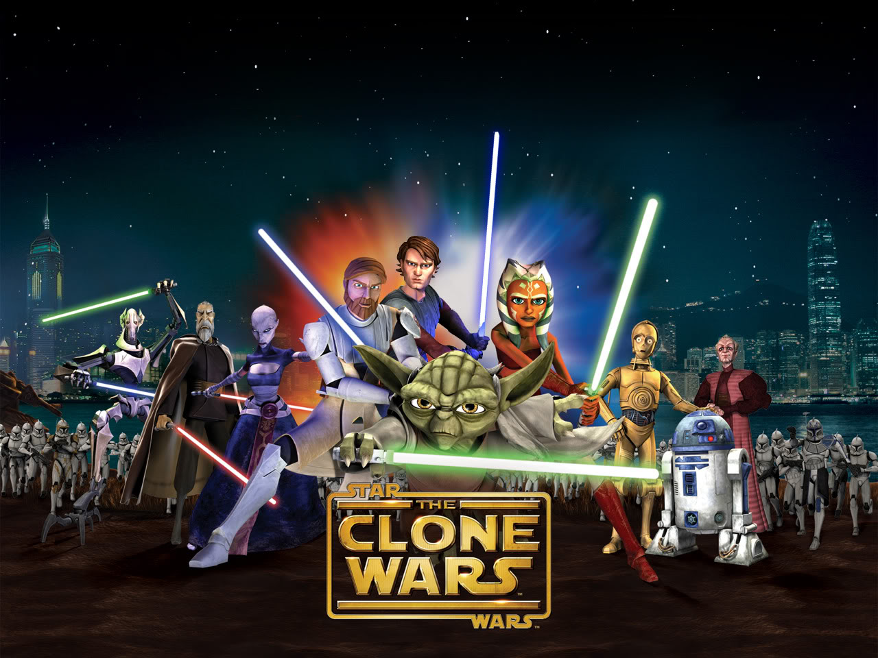 How star wars the clone wars must end