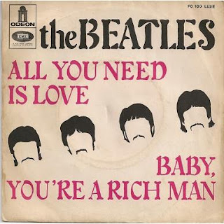 Baby You're a Rich Man - The Beatles