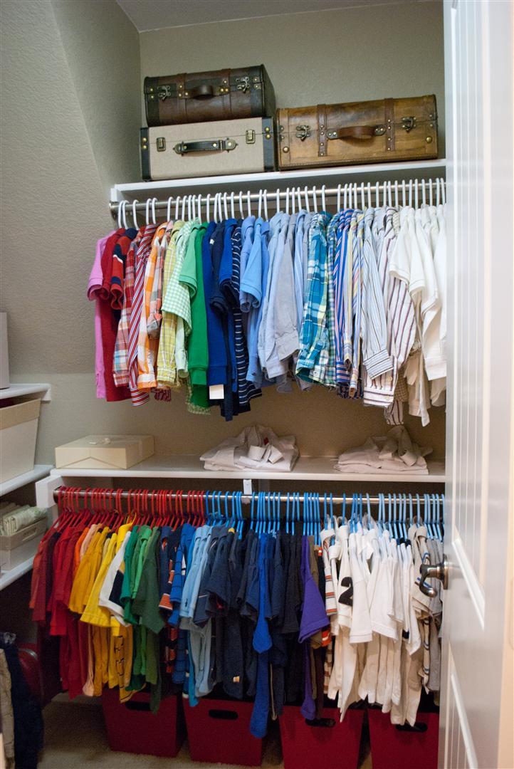 craftyc0rn3r: Closet Renovation Part 3