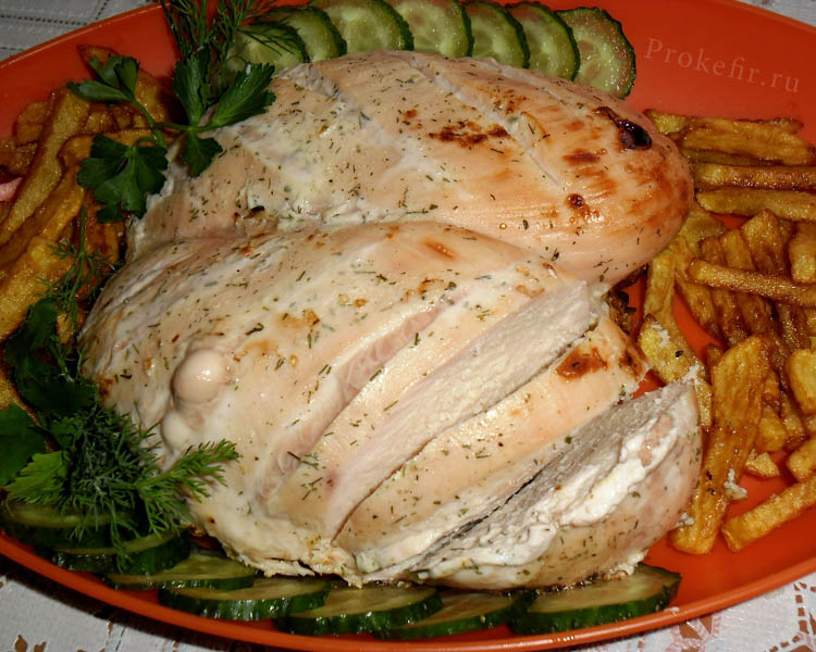 Куриная Грудка На Диете Рецепты