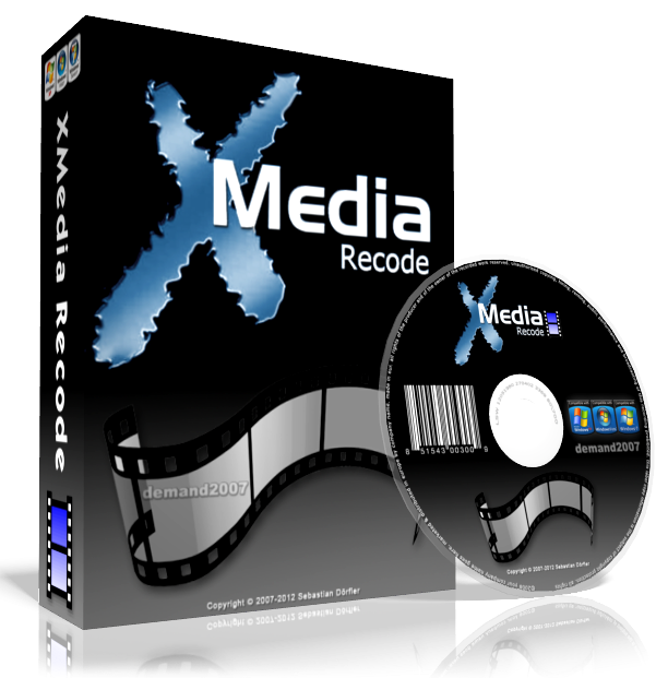 تحميل برنامج XMedia Recode 3.1.5.8 لتحويل الملفات