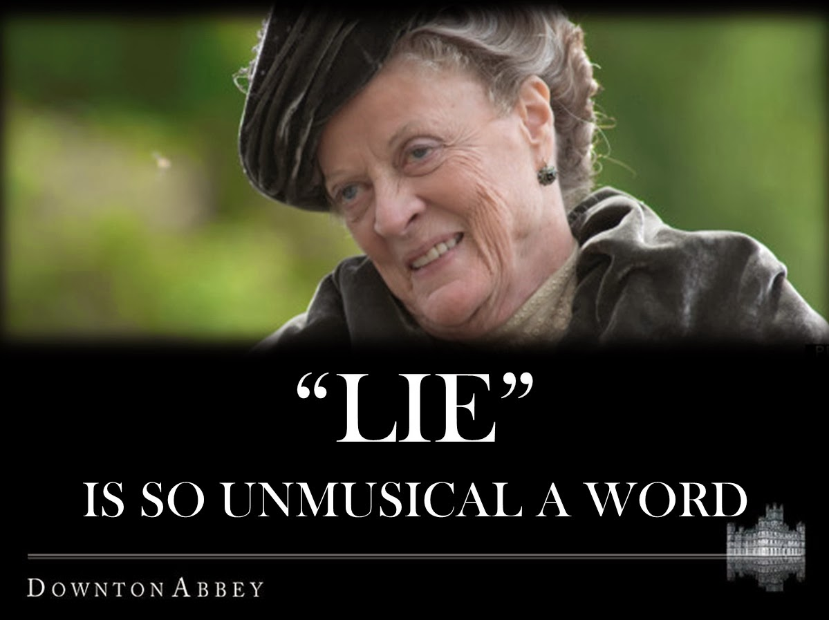 Afternoons of Reverie: Downton Abbey Memes
