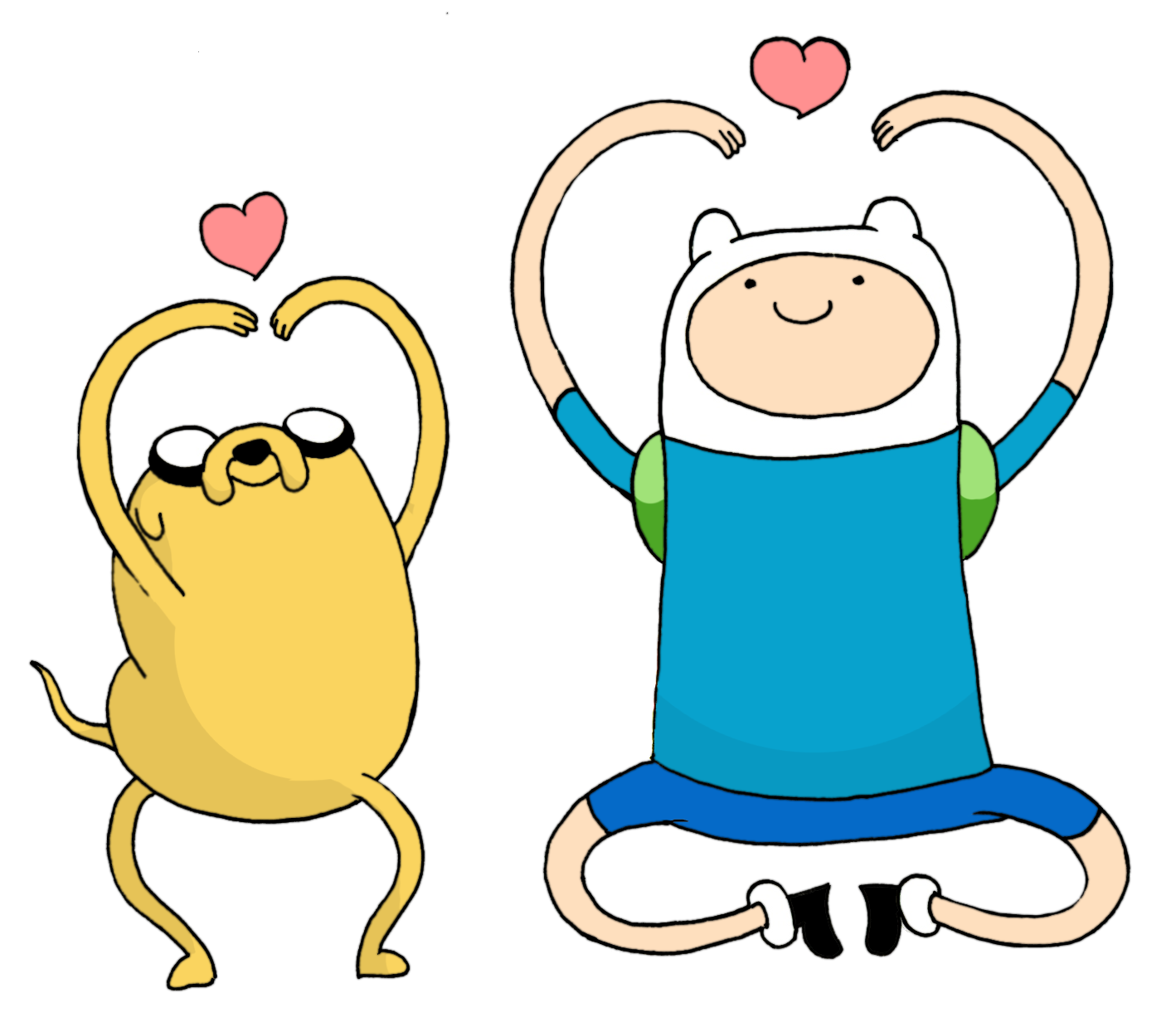 finn y jake by - photo #32