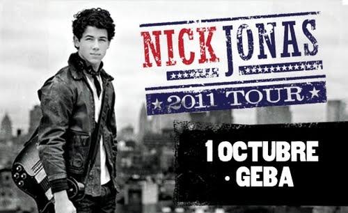nick jonas precio de las entradas concierto en On portales de espectaculos argentina