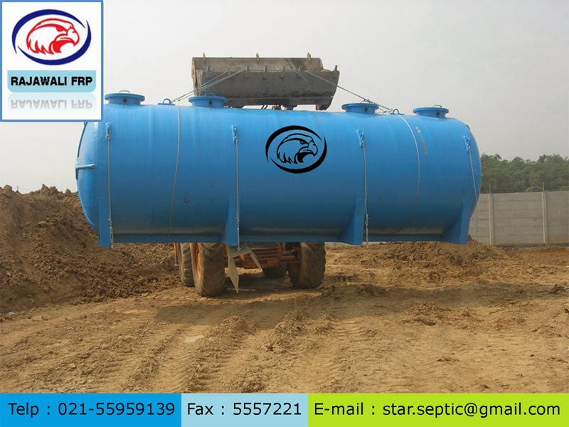 septic tank fibreglass