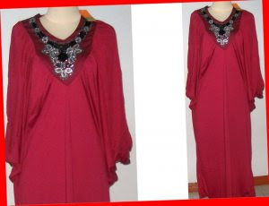 Model Baju Muslim Gamis Syahrini 2012