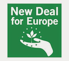 ¡Firma por un New Deal for Europe!