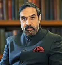 The Union Minister of Commerce & Industry Shri Anand Sharma