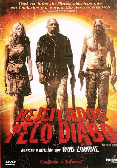 Filme Rejeitados Pelo Diabo Dublado AVI DVDRip