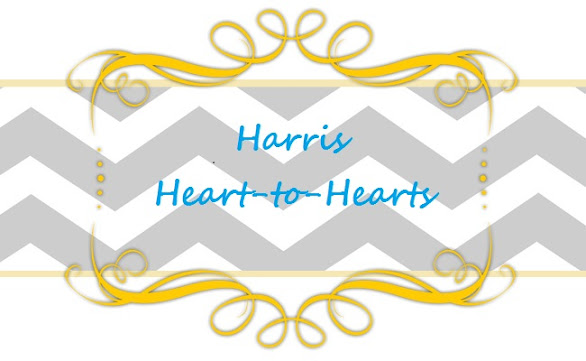 Harris Heart-to-Hearts