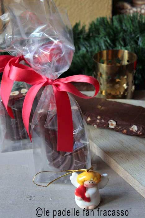 ricetta torrone al cioccolato
