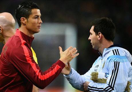 Laga Ujicoba : Portugal vs Argentina 1-0