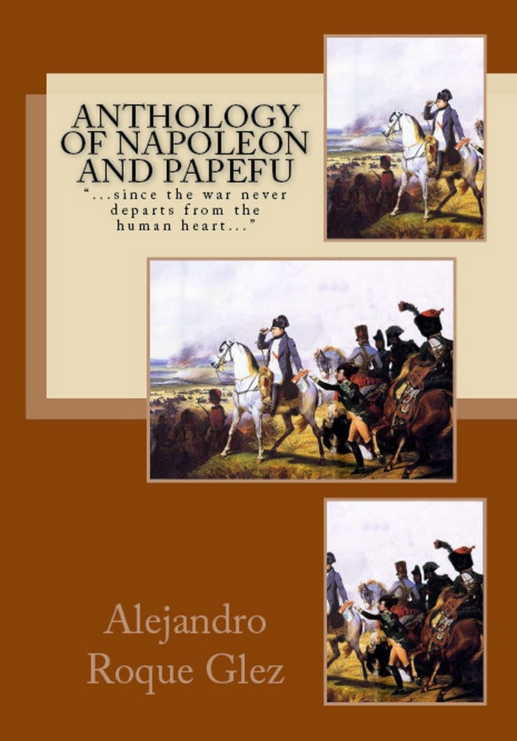 Anthology of Napoleon and Papefu at Alejandro's Libros