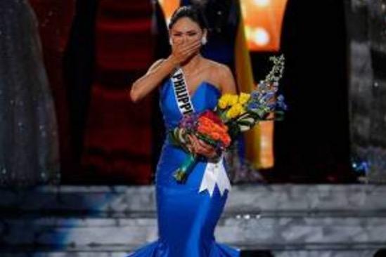 Kasihan Miss Universe Filipina dipulau peserta lain