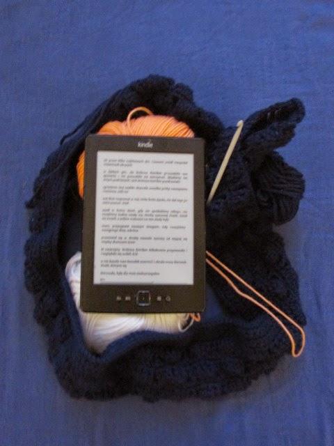 Wspólne czytanie i dzierganie - Wyprawa skrytobójcy