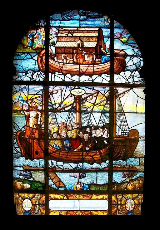 Noah,Ark,Church,ecclesia,Jesus