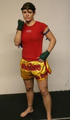 Noelani Carroll - Female MMA
