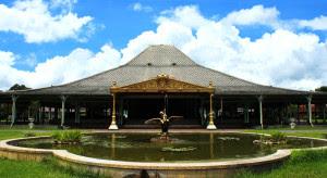 Visitindonesia; Puro Mangkunegaran, A Non Bad Palace Inwards Surakarta