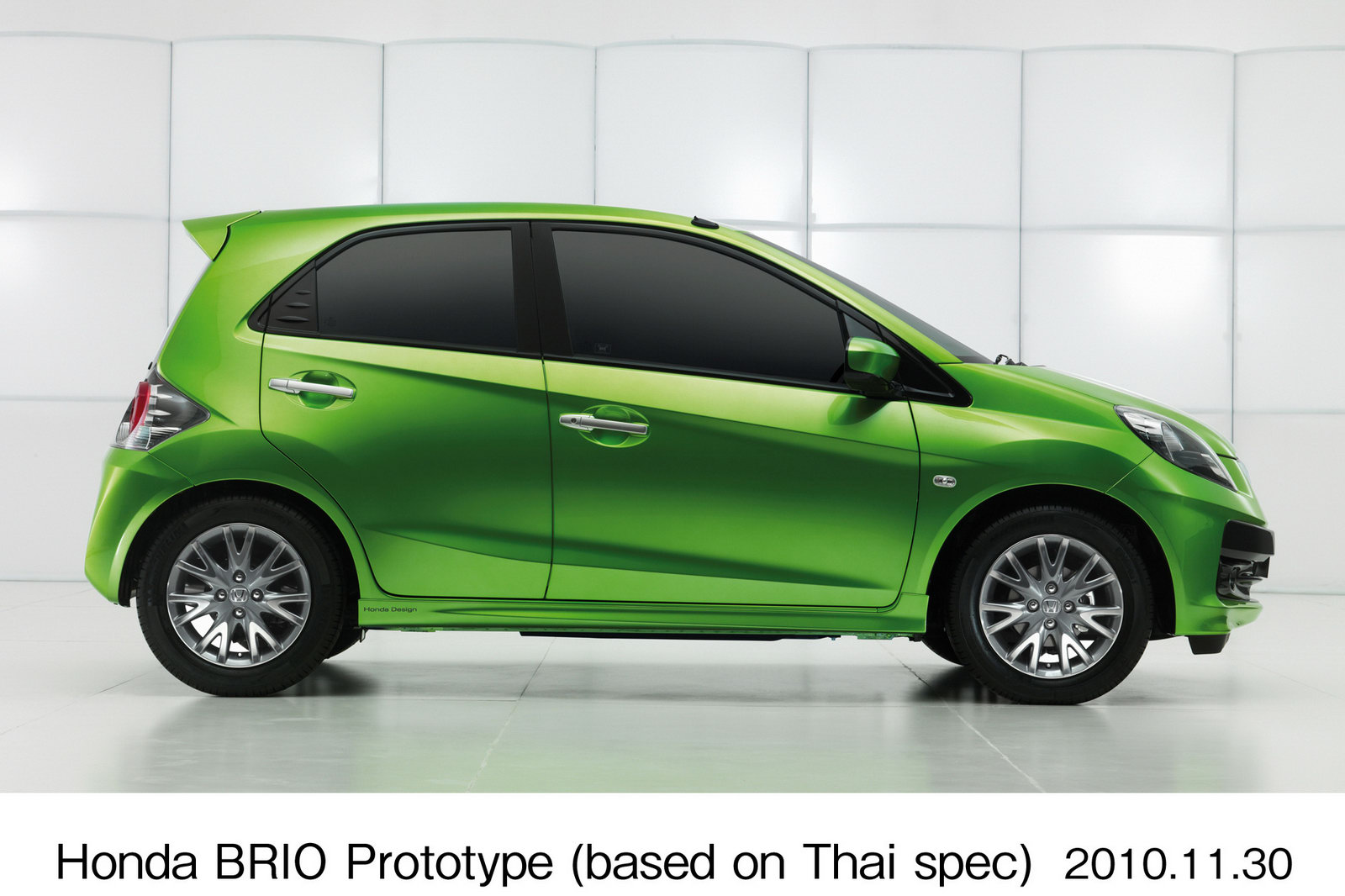 Opencars 2011 Honda Brio