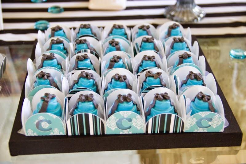 Personalização de forma para doces um sonho de mimo