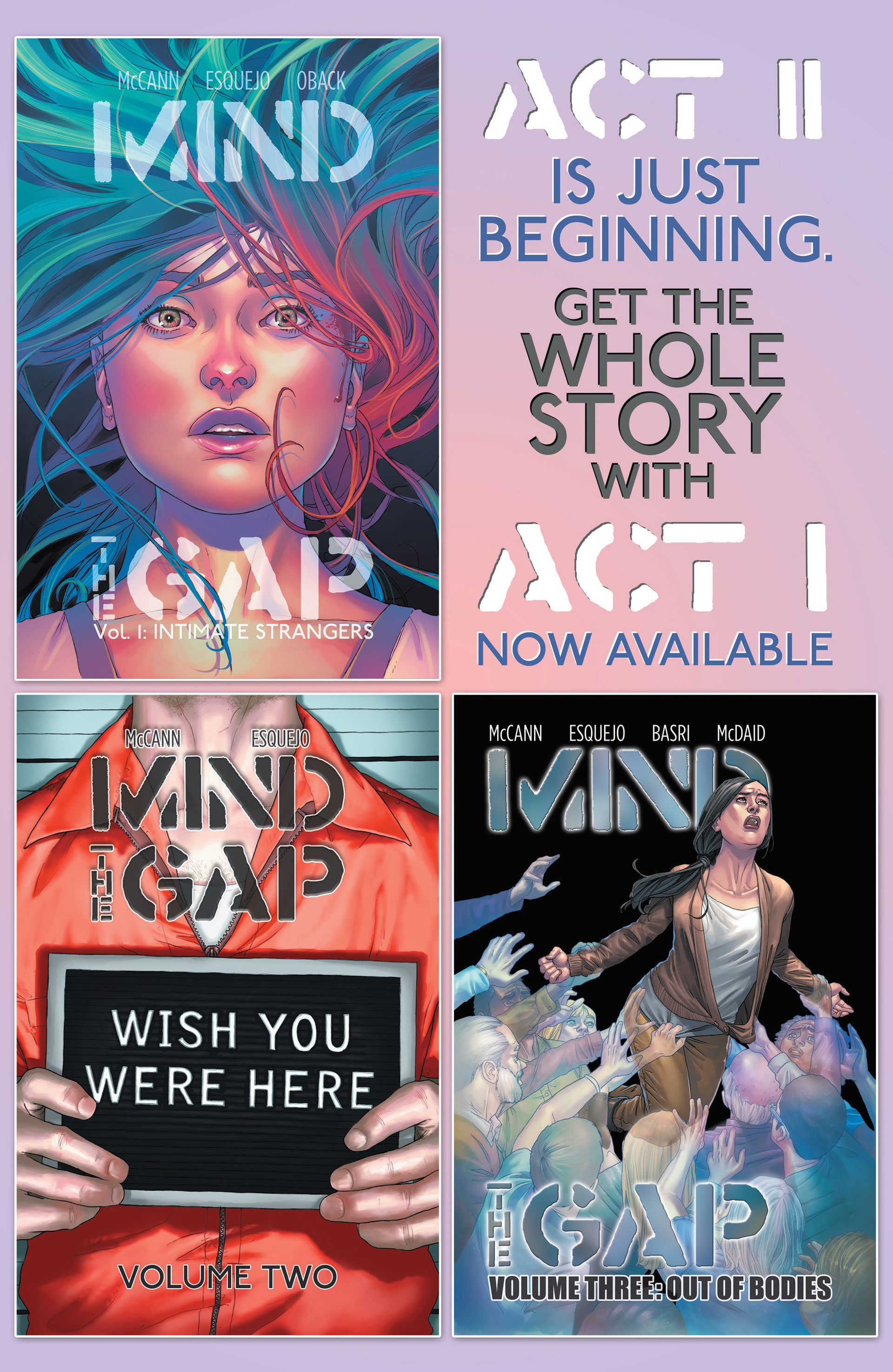 Read online Mind The Gap comic -  Issue #17 - 28