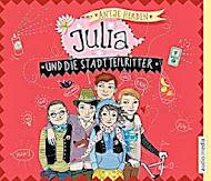 """Das Hörbuch – """"Lisa Simpson"""" und """"Edward, der Vampir"""" lesen Julia und Paul"""