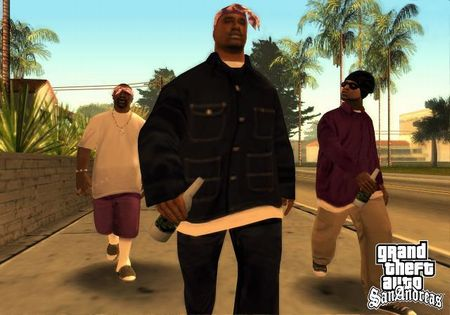 San Andreas Screenshots