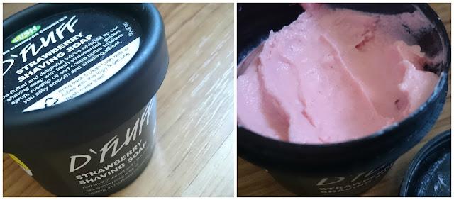 Strawberry Shaving Soap