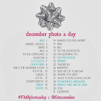 Photo-A-Day December 2013 from Fat Mum Slim