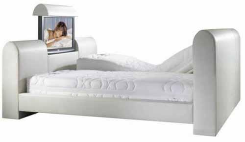Cinema Bed Model Tempat Tidur Unik Untuk Menonton Film