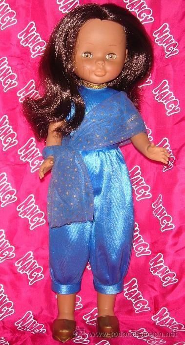 Muñeca española que echo de menos